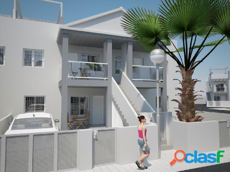 Bungalow en planta baja en nuevo residencial en orihuela costa