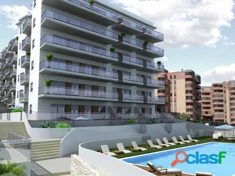Complejo residencial en arenales del sol