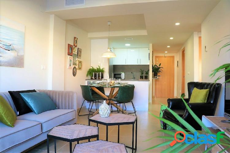 Apartamento en gran alacant, costa blanca