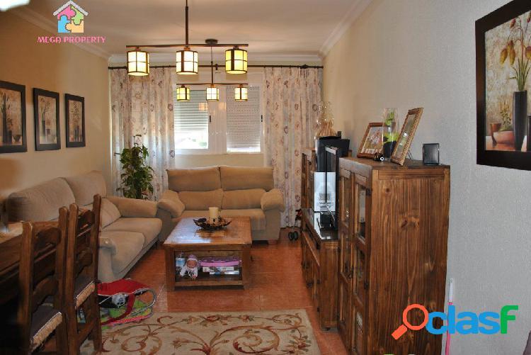 Precioso piso reformado en san martín del tesorillo