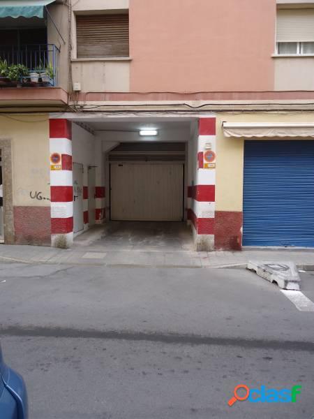 2 plazas de garaje contiguas en florida portazgo