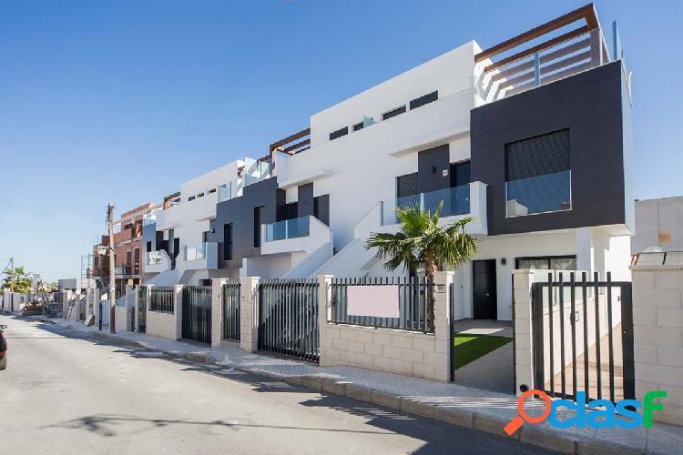 Apartamento nuevo orihuela costa de 2 habitaciones llave en mano