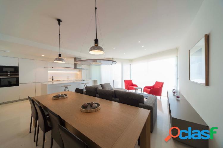 Apartamentos de lujo en primera linea de la playa