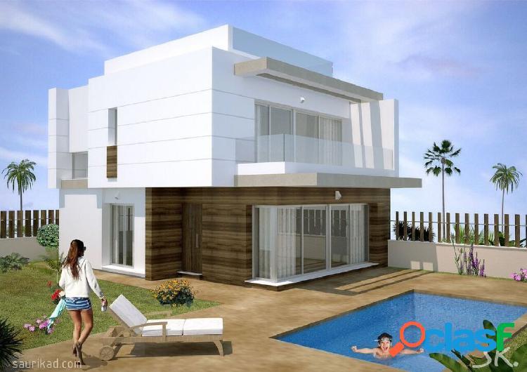 Villa independiente de lujo.