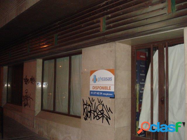 Local en alquiler y venta en arganzuela, madrid