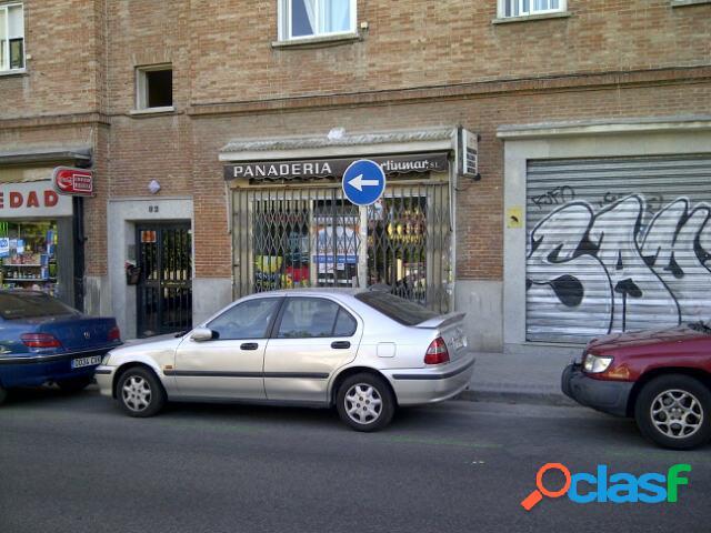 Local en venta y alquiler zona guindalera. madrid