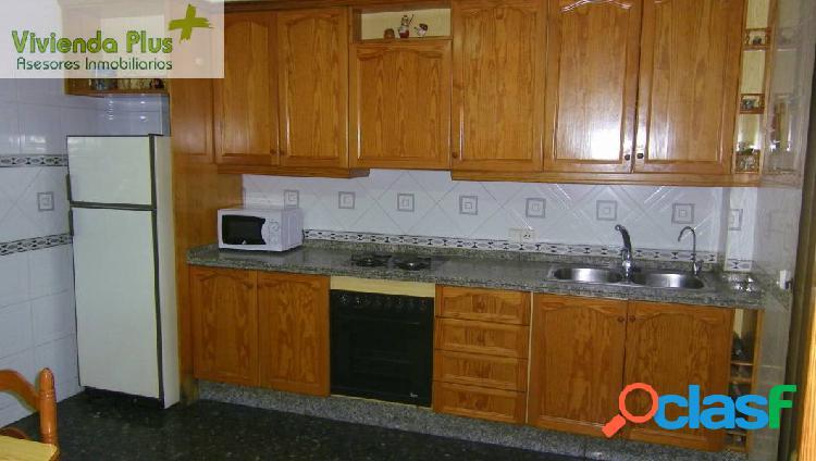 En pleno coraz0n de plaza madrid fantastica vivienda con garaje y trastero