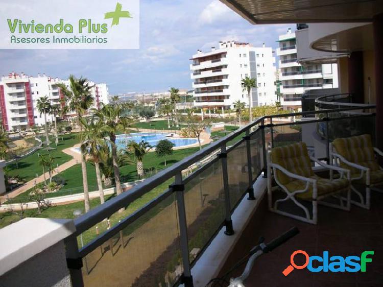 Vendo apartamento en urbanizacion en arenales del sol