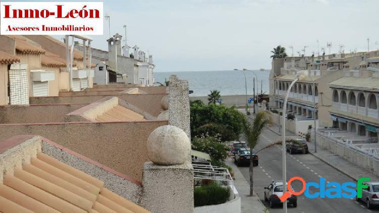 Bungalow Triplex en urbanización con piscina Zona Playa Tamarit-Santa Pola