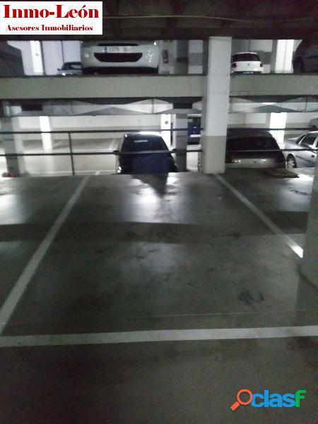 Plaza de garaje zona sector v-polideportivo el plá