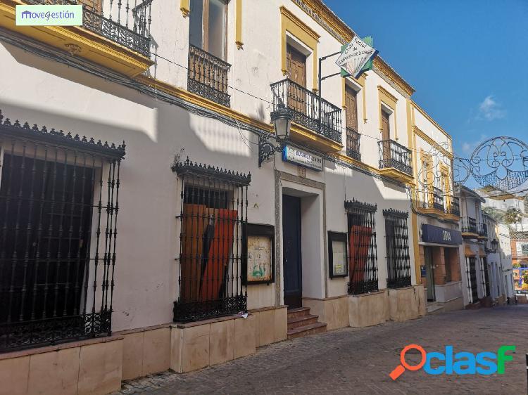 Casa adosada centro villamartín
