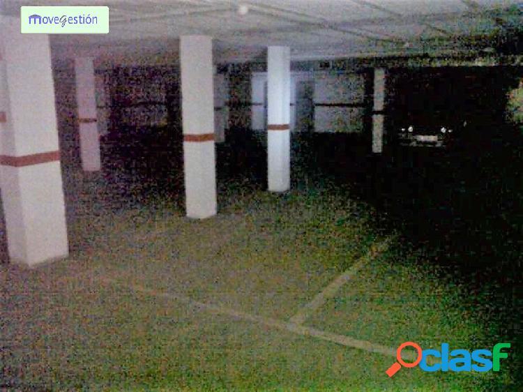Plaza de parking villamartin