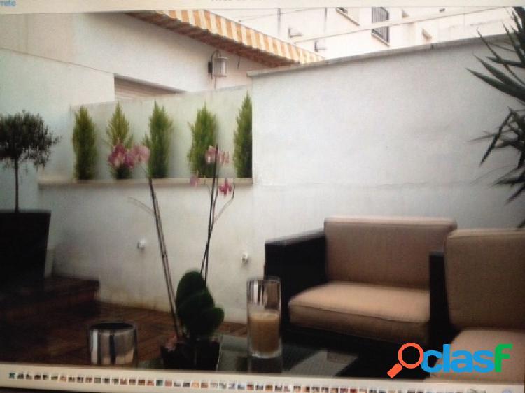 Fantástico piso totalmente reformado en Hta. Sta. Teresa con patio de 25 metros