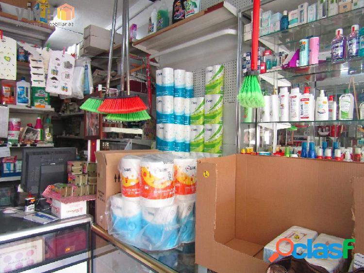 Se vende local en San Pablo 3