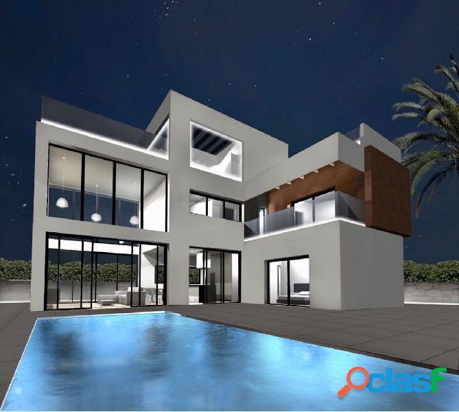 Villas panoramic beach resort (finistrat)
