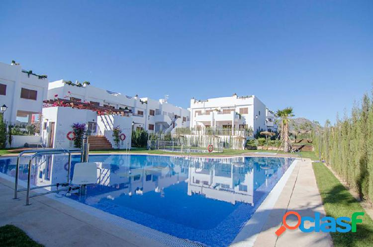 Three bedroom apartment in first line Beach