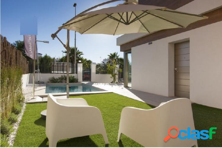 Villa 3 bedrooms with posibility swiming pool and basament