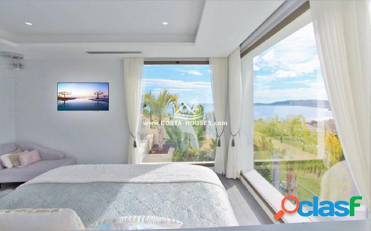 Minimal Luxury Villa Javea · Elegancia y Privilegiadas Vistas al Mar en la Prestigiosa urb LA CORONA 2