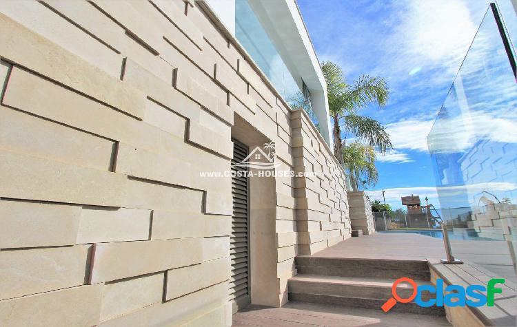 Minimal Luxury Villa Javea · Elegancia y Privilegiadas Vistas al Mar en la Prestigiosa urb LA CORONA 3