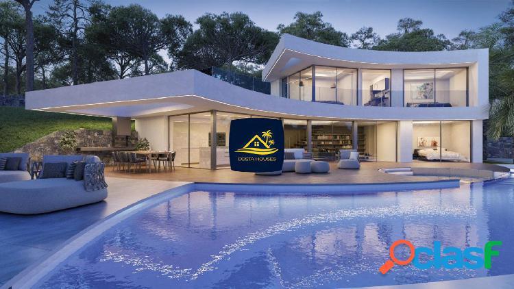 Elegante villa de lujo en javea ⚜ costa houses · luxury real estate javea ⚜
