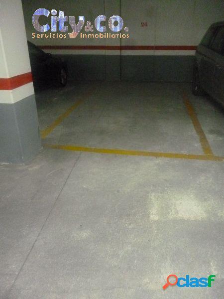 Parking en molina de segura