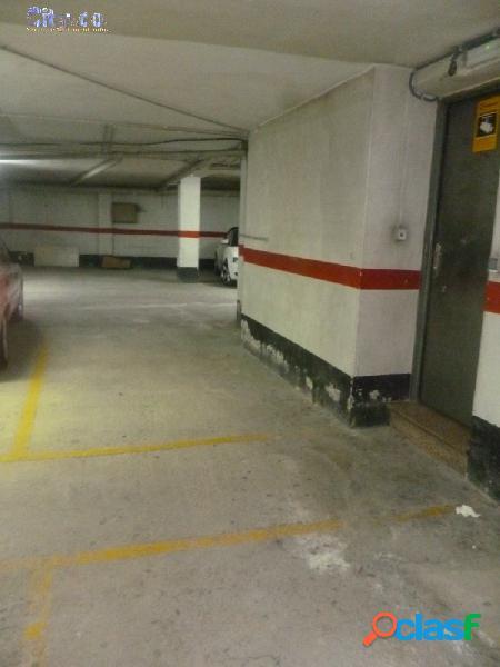 Plaza de garaje en molina de segura, zona centro