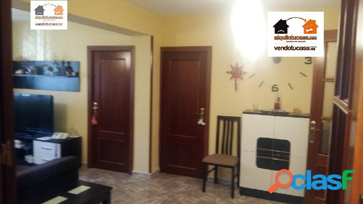 Reformado, bajo, 3 habitaciones.