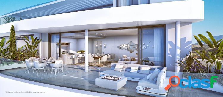 Apartamento de 3 dormitorios dentro de una lujosa urbanización en fuengirola.
