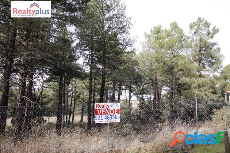 JTOportunidad de parcela a dos caras en Marugán (Segovia) 1