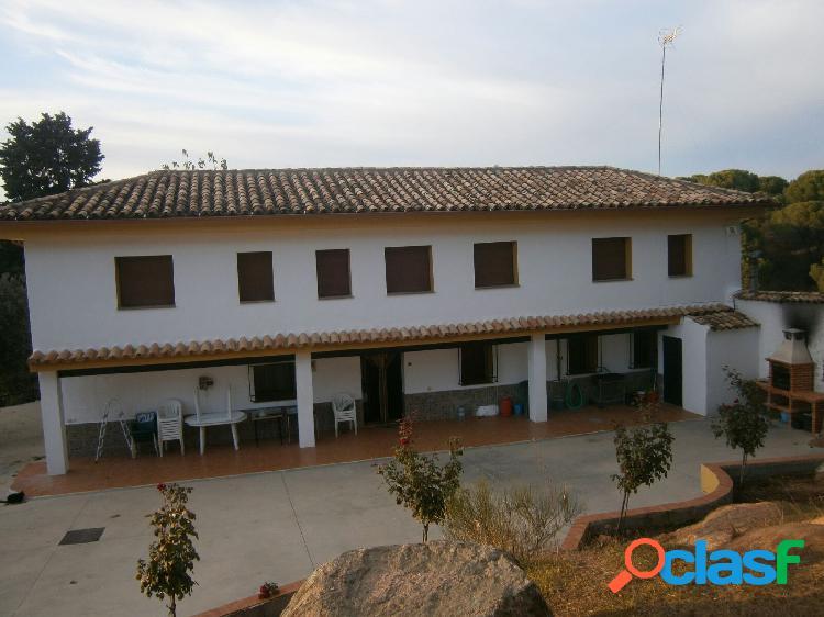 Casa rural ctra. puertollano en andújar