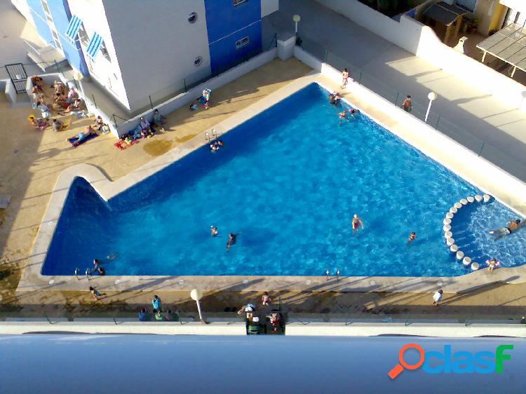 Preciosa casa a 50 m. de la playa y con magnificas vistas al mar en playa honda
