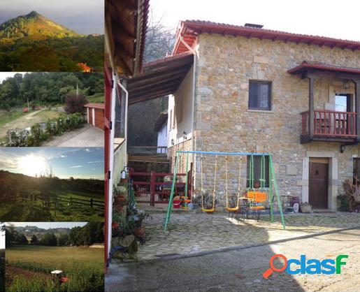 """Casa rural """"el calero"""" en venta en oviedo, asturias"""