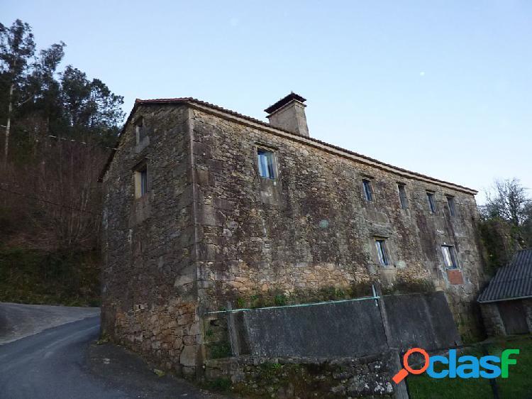 Casa de piedra en venta en Mazaricos, A Coruña