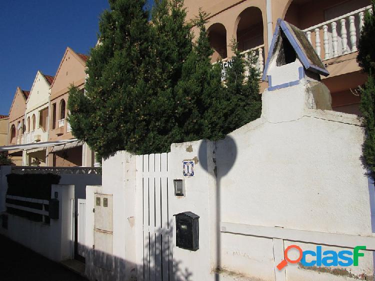 Villa adosada en residencial alboran, benicasim (castellón)
