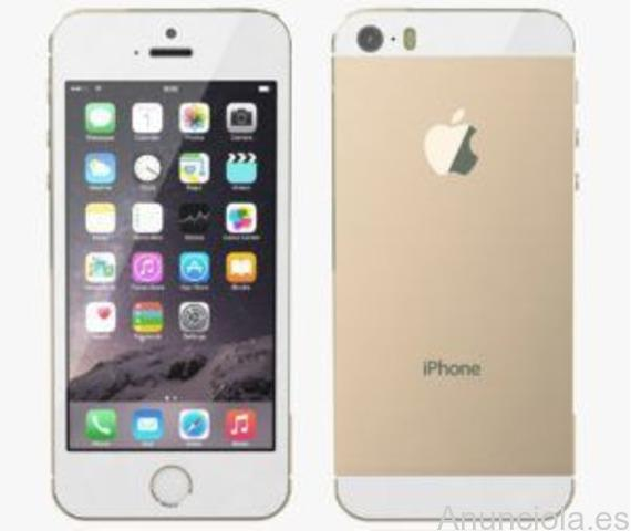 Apple iphone 5s 16g gold