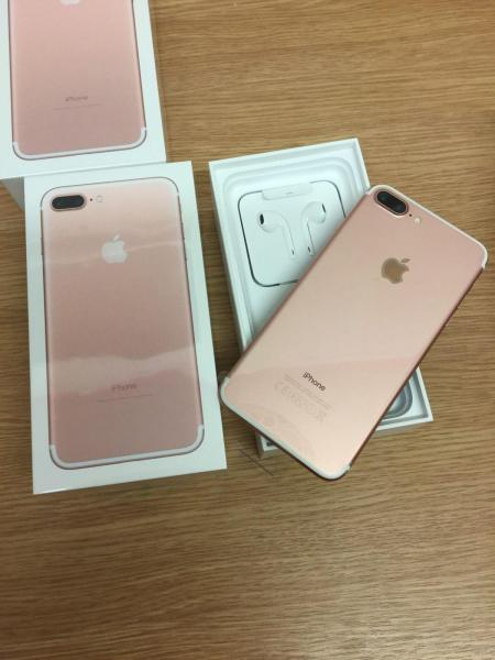 Apple iphone 7 32gb....460€/apple iphone 7 plus