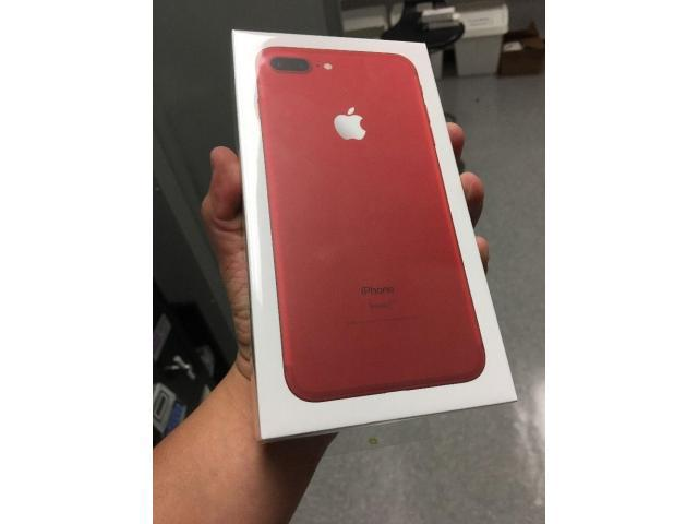 Apple iphone 7 - ltd edition (red) 128gb....480€/apple
