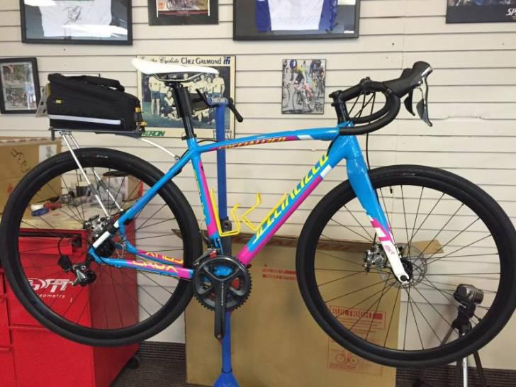 For sale: 2015 specialized cyclocross crux