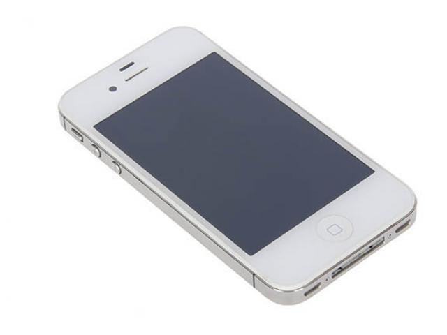 Iphone 4s 16gb libre blanco
