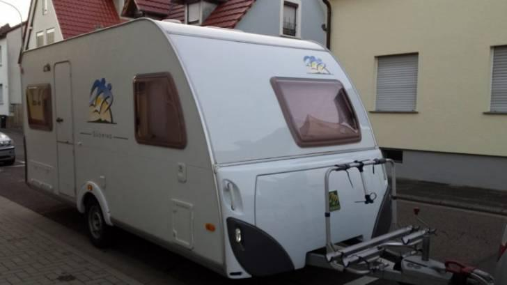 Knaus sudwind super 2004
