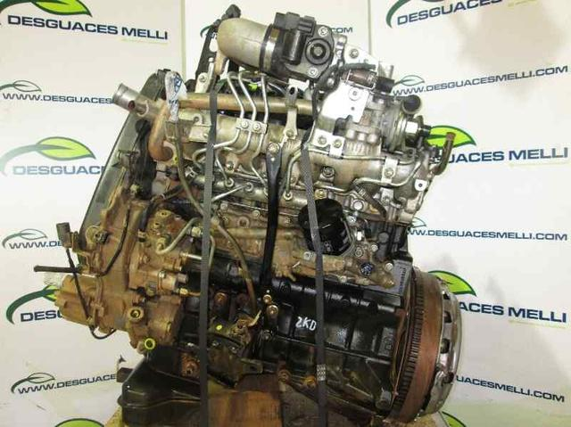 Motor completo 2kd para toyota