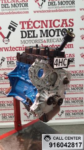 Motor ford trasnit 2 5d tipo 4hc