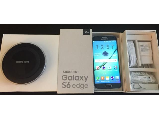 Vender nuevo:samsung galaxy s6 edge,apple iphone 6