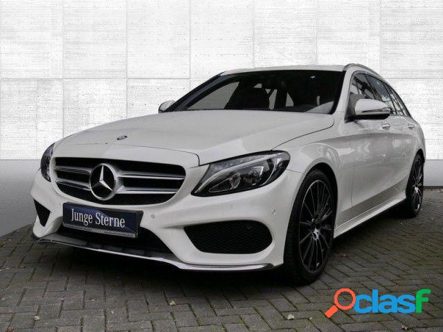 Mercedes clase c diesel en pamplona/iruña (navarra)