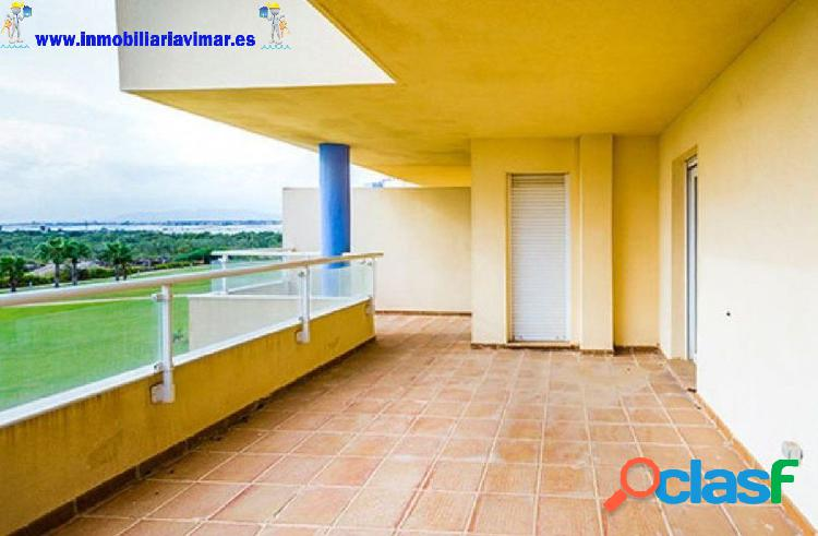 Ocasion: venta de piso almerimar - puerto marina golf