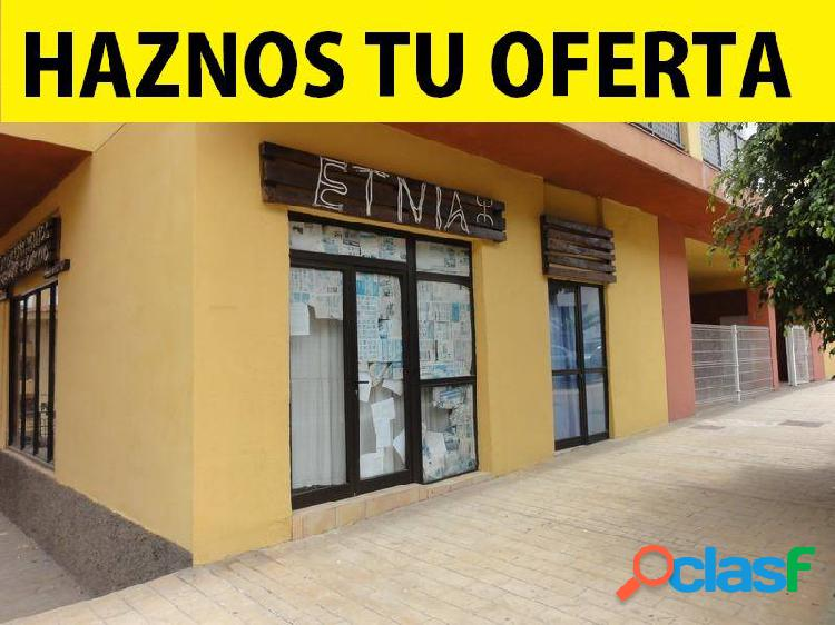 Oportunidad!!! local comercial procedente de banco y con financiación preferente!!!