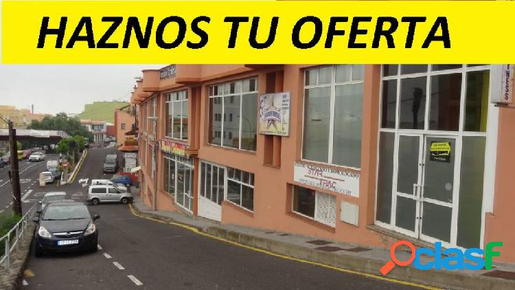Local comercial en icod, procedente de banco, con financiación preferente!!!