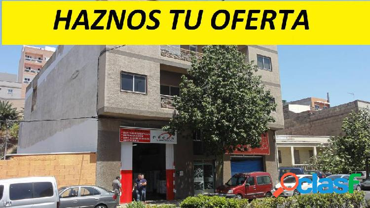 Local comercial santa cruz, procedente de banco, con financiación preferente!!!