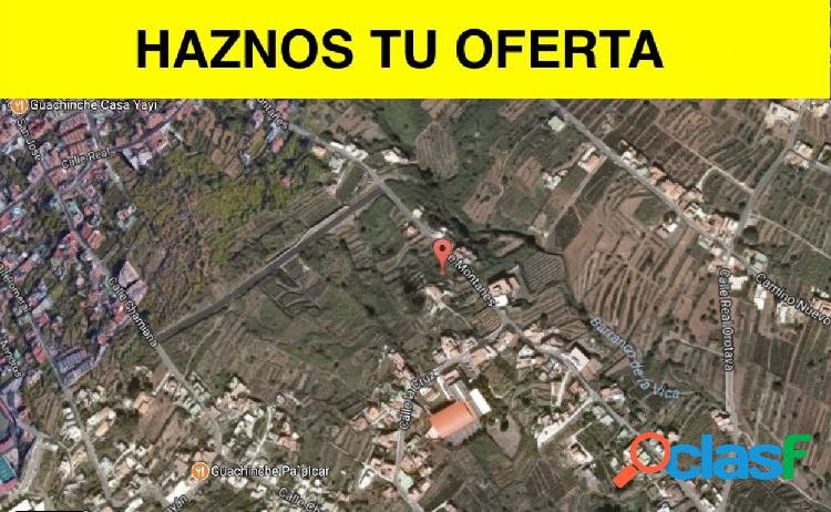 Terreno urbano en la matanza, procedente de entidad bancaria, con financiación preferente!!!!!
