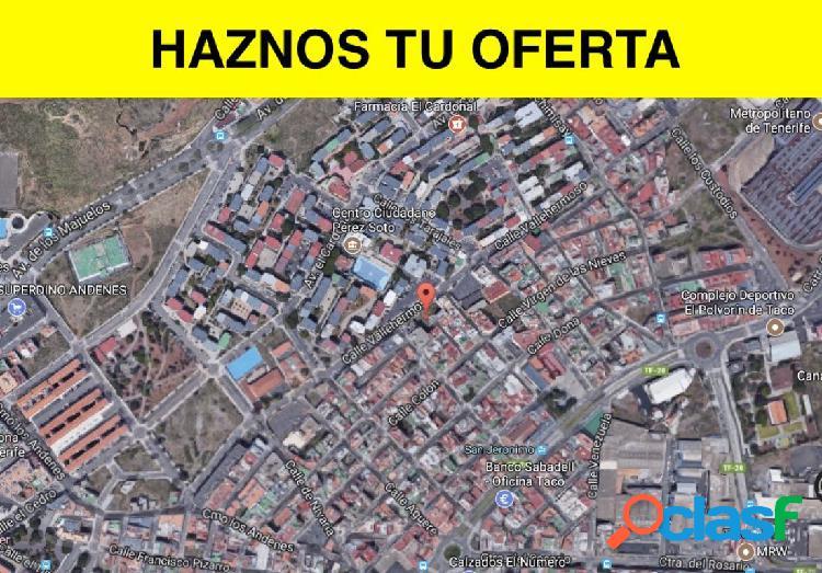 Terreno urbano en los majuelos, procedente de entidad bancaria, con financiación preferente!!!!!